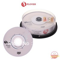 Hotsale, Plover  8cm(3inch) Mini DVD-R for Camcorders,High quality A+, 8X, 1.4GB,30min,1case of 10 CDs,Free shipping