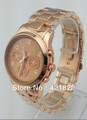 2013 HOT NEW MICHAEL With drill with WOMENS/MENS WATCH Quartz watches Men /women WATCHES(China (Mainland))