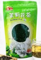Promotion 100g Jasmine Tea 2014 New  Fresh Fragrance Chinese  Green Tea Sichuan Emei High Mountain Spring Teas Free shipping