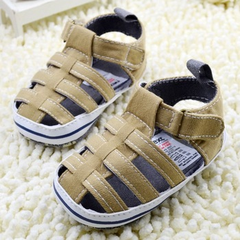 2013 baby sandal boy's sandal shoes casual shoes baby pram shoes first walker prewalker shoes