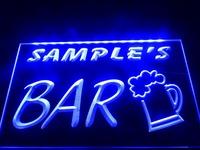 DZ023- Bar Beer Mug Glass Pub Neon Light Sign  hang sign home decor shop crafts led sign