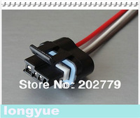 factory sale 20pcs/lot 88-92 TPI TBI LT1 V6 Corvette Camaro Firebird Alternator Wiring Harness Connector 15cm wire