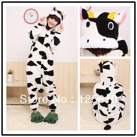Fleece Pajamas onesie sleepwear Family guy pyjamas all in one nightwear Loungewear Cosplay unisex pyjamas by0011 Dairy Cow pjs