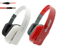 High Definition Noise Canceling Bass Stereo HiFi Headphone Headset For Mobile Phone Computer, With Microphone