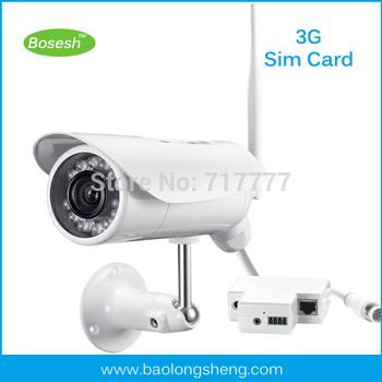 Plug and Play P2P HD waterproof IR ip camera security surveillance wifi camera for house shop farm