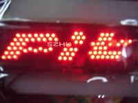 Car bright LED brake light, car modified light , Car high brake lights case for HONDA old Fit 2004~2008, Safety warning lights!