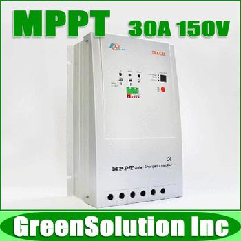2013 NEW!! Max. PV 150V, 30A MPPT Solar Charge Controller Regulators 12V/24V PV Power System, Tracer 3215RN