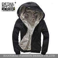 Freeshipping,Hot sale,2013 fashion brand warm winter jacket men,berber fleece lining coats men.zipper fly sports casual hoodies