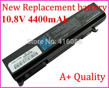 New 6cell 4400mAh Battery PA3356U PA3456U for Toshiba Dynabook Qosmio F20 F25 Tecra M10 M2 M2V M3 M5 M6 S3 S4 S5 P10 Series