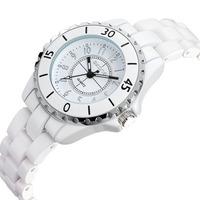 Original Ceramic Band Quartz Watch Fashion Watches Women Luxury Brand Lady Ceramic Watches Women's Wristwatches