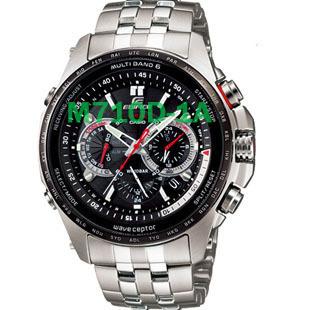 New Authentic Men's Man's Chronograph Watch Dial Wristwatch + Original Box, EQW-M710DB-1A1
