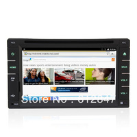 6.2 Inch Capacitive Screen Pure Andriod 4.1 Car Radio 3G/WIFI GPS BT Analog TV Sopport IPOD +8GB Memory+1GHZ CPU +Dual Core