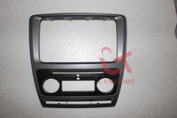 Car refitting DVD frame,DVD panel,Dash Kit,Fascia for 2013 Skoda Octavia(2010RS,Yi Zun,2013 Jun Yi),2DIN