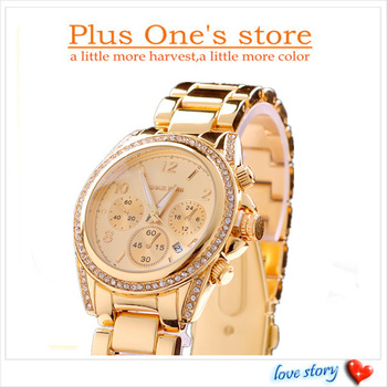 Fashion women watches ladies wristwatches bracelet watches free shipping