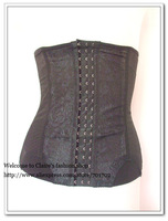 Sexy Lace Waist Cinchers Corsets Shaper Underbust Corset Steel Waist Trimmer Plus Shapewear Belt Hot Slim Mesh Shapers For Women