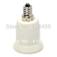 белый e14 5-pack для e12 привели галогенные лампы лампа адаптер лампа держатель конвертер