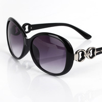 Free Dropshipping Mixed Designer Brand Sunglasses Women Coating Summer w/ Metal Details Temple Glasses Frames Fashion