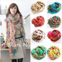 15 colors 2013 new style scarves joker fields and gardens shivering scarf autumn and winter scarwes pashmina free shipping