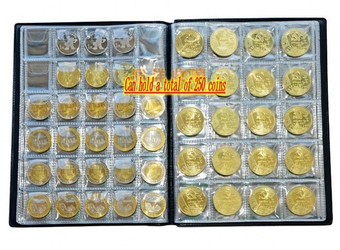 Альбом для коллекции монет