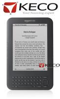 "Original new ED060SC7 6"" E Ink Display for Amazon kindle 3 / kindle keyboard / Kindle D00901 Retail &Whosaler/ 1 year warranty"