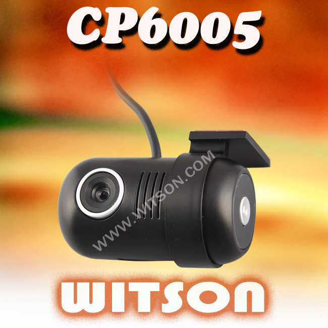 WITSON HD 720P H.264 G-sensor Car DVR Camera For A8 Chipset S100 Series Car DVD Player(China (Mainland))