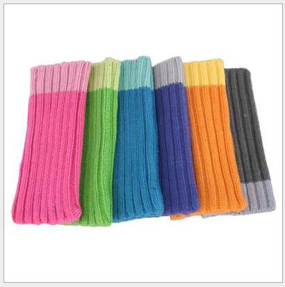 2014 New Knitting Mobile Phone Bag Socks Bags Sleeve Cloth knit For Iphone 4 4S Apple 5 5G 5S 5C(China (Mainland))