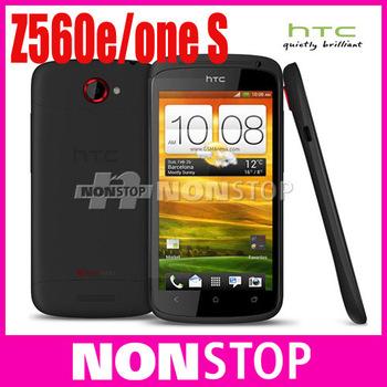 Z520e Original HTC One S Z560e Android GPS WIFI 4.3''TouchScreen 8MP camera 16G Internal  Unlocked Cell Phone