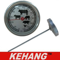 2014 Dial 50mm meat thermometer