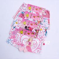 New 2015 Hot Spot 3 ~ 9 Age 12 pcs / lot girl fashion 100% cotton children's underwear wholesale cartoon Cartoon Panties