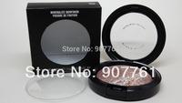 1PCs  High Quality Brand MC Makeup Mineralize Skinfinish face Cake Baked Powder Foundation 10g drop ship free shipping