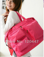 Free Shippment Travel bag large female hand-held bag so nylon bag pocket bags mummy bag Heavy mourning for  Mandela