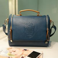 free/drop shipping QB166 shoulder bag handbag and women handbag women and designer brand leather bag