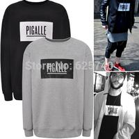 Pigalle sweatshirt o neck famous brand hip hop hoodie Rock sweats best price casual sportswear free drop shipping men clothing