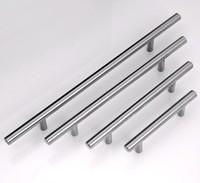 96mm Furniture Stainless Steel Handle Cabinet Pulls Citchen Knobs Furniture Drawer Handles Antique Drawer Handle