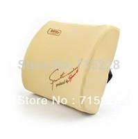 Memory cotton memory foam lumbar support car cushion car lumbar pillow tournure