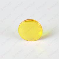 Dia 18MM USA Plano Convex Lens (USA ZnSe Materials,Dia 18mm,FL100mm)