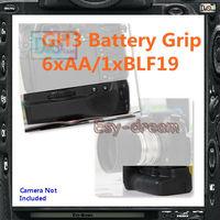Vertical Battery Power Handle Grip Holder For Panasonic Lumix GH3 DMC-GH3 BLF19 PMG01