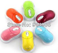 cute gift  optical 3d mause wireless