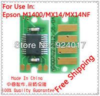 Compatible Epson M1400 MX14 Toner Chip,Toner Reset Chip For Epson Aculaser M1400 MX14 MX14NF Printer,Use For Epson 1400 14 Toner