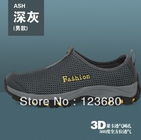 Free shipping 2013 summer gauze breathable sport shoes,air free running shoes