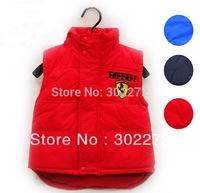 Hot sale! New style ,baby boy's  vest Fur Vest Waistcoat winter vest/coat ,1 pcs/lot,