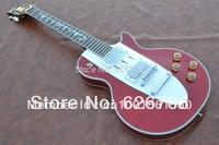 Custom Shop guitar 1960 Corvette guitar in light white red in stock free ship