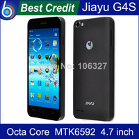 In Stock!original Jiayu G4s G4C MTK6592 Octa core 1.7Ghz  2GB Ram 16GB Rom Android 4.2 3000mah  black smartphone In stock/Kate