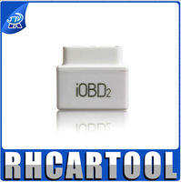 Iobd2 Code Reader&Scan Tool work on iPhone by WIFI,displays engine data