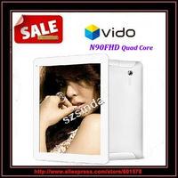 Yuandao/Vido N90FHD Quad core Allwinner A31 2GB/16GB 9.7inch Retina IPS 2048x1536 Android 4.1  Tablet PC / Anna