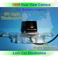 Free shipping! Subaru Legacy 2003- 2009 Rear View Backup Camera+ water proof,night vision,special rear view camera