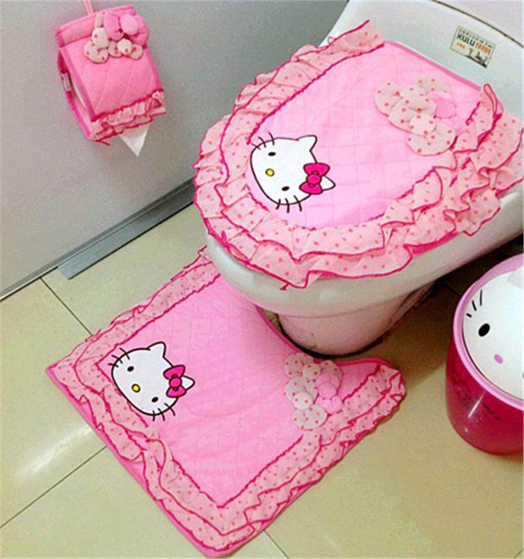 Juegos De Decorar Baño De Hello Kitty:Hello Kitty Bathroom Decor