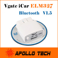 100% Original Vgate iCar ELM327 Bluetooth high-quality automotive scanning tool ELM 327 Car Diagnostic Cable New-Arrival in May