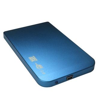 """New USB 2.0 2.5"""" SATA Hard Disk Drive Enclosure Case HDD"""