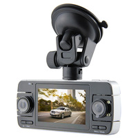 "F80 Car DVR 2.7"" inch TFT LCD 120 degree A+ grade High-resolution wide angle lens"
